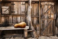 Дерев'яний двір