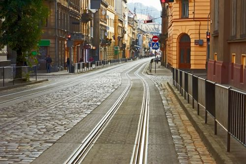Улицами Львова