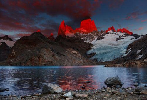Горный пейзаж - изображение 1