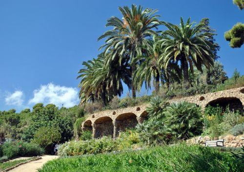 Парк Гуэля Гауди Барселона