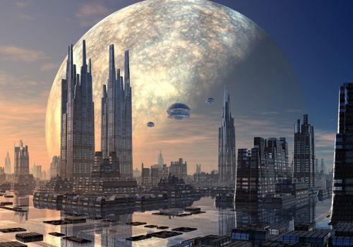 Пейзаж будущего