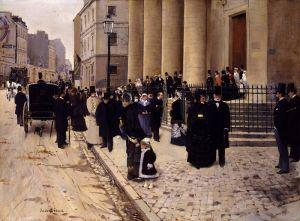 Беро Жан Церковь Сен-Филипп-дю-Руль, Париж