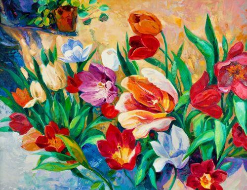 Цветы 2 - изображение 1