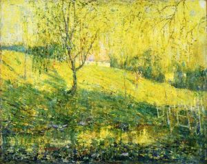 Лоусон Эрнест Spring