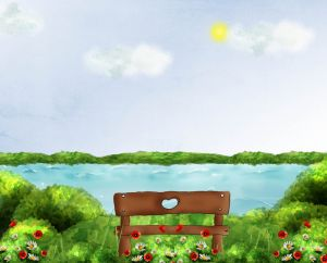 Летний день