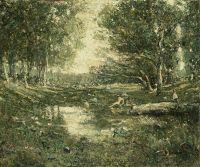 Bathers, Woodland