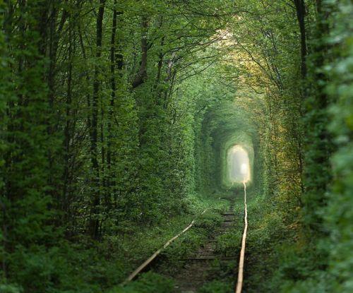 Туннель влюбленных