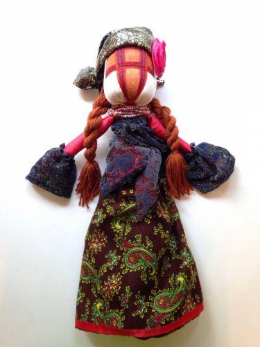 Кукла-мотанка №7