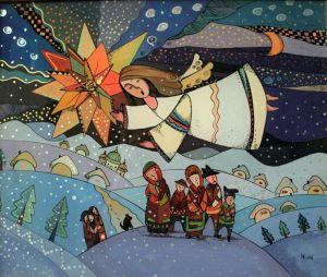 Курій-Максимів Наталя Різдвяна казка