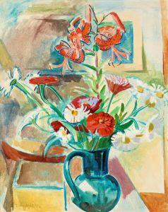 Експресіонізм Літні квіти