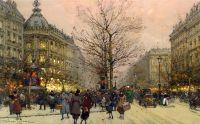 Большие бульвары, Париж