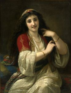 Академизм Турецкая красавица