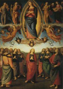 Полиптих Аннунциата (Успение Девы Марии)