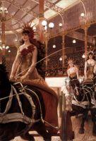 Женщины на колесницах