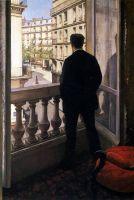 Человек у окна