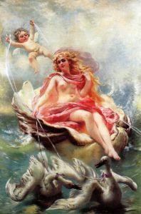 Маковський Костянтин Богиня вод