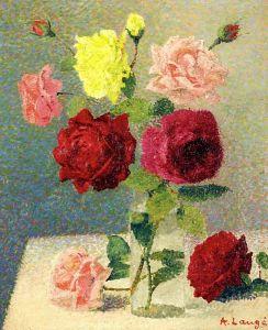 Ложе Ашиль Букет роз