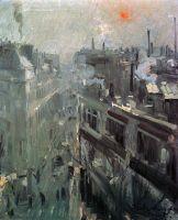 Утренний Париж
