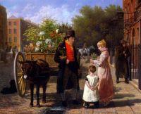Продавець квітів