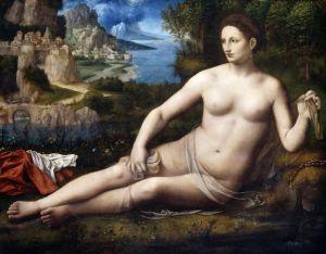 Луини Бернардино Венера