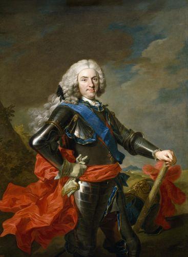 Король Испании Фелипе V