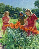 Сбор цветов