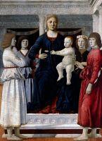 Богородица в детстве с ангелами