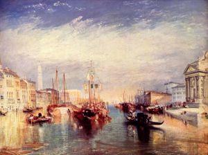 Тернер Вильям Большой канал, Венеция