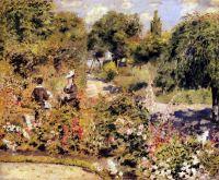 Сад в Фонтене