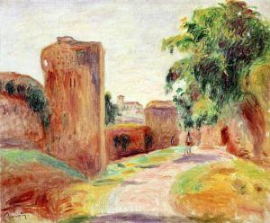 Стены в Испании