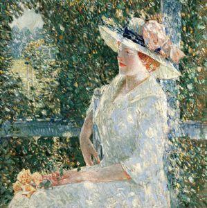 Портрет мисс Вейр