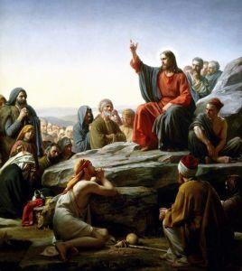 Блох Карл Генрих Нагорная проповедь