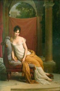 Портрет мадам Давид Жак