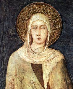 Freskenzyklus Szenen aus dem Leben des