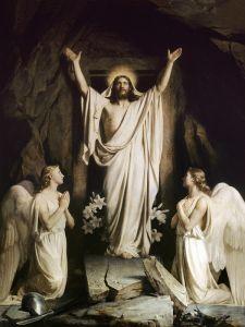 Блох Карл Генрих Воскресение