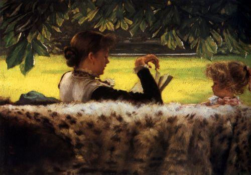 Чтение сказки