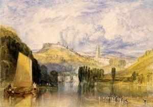 Тернер Вильям Тотнес, на реке Дарт