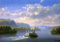 Вид на Верхнюю Миссисипи