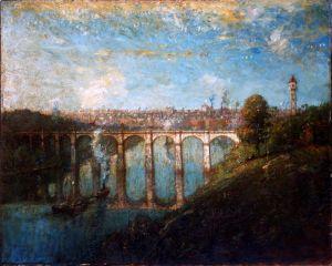 Рангер Генри Уорд Высокий мост, Нью-Йорк