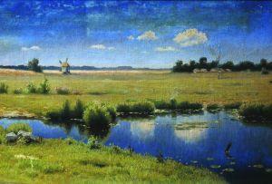 Волков Ефим Река на Украине