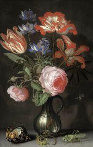 Аст Бальтазар ван дер Натюрморт с цветами