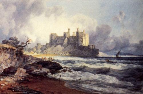 Замок Конві