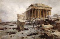 Парфенон, Храм Афины-Парфенос