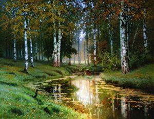 Волков Ефим Золотая осень