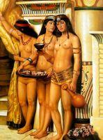 Служниці фараона