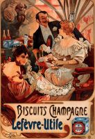 Biscuits Champagne Lefevree