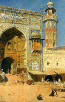 Джама Масджид, Лахор, Индия