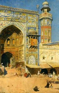 Уикс Эдвин Лорд Джама Масджид, Лахор, Индия