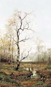 Волков Ефим В лесу по весне