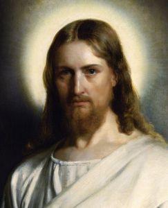 Блох Карл Генрих Портрет Христа